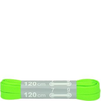 Colour laces bata, green, 999-7266 - 13