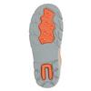 Children´s orange gumboots mini-b, orange, 292-8200 - 26