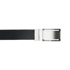 Men's leather belt bata, black , 954-6193 - 26