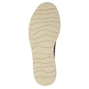 Men´s leather chukka boots weinbrenner, brown , 846-4629 - 26