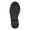 Girls' insulated high boots mini-b, black , 391-6653 - 26