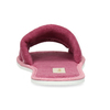 Ladies' slippers with bow bata, pink , 579-5609 - 15