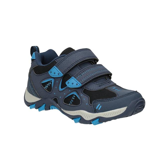 Children's sports sneakers mini-b, blue , 411-9605 - 13