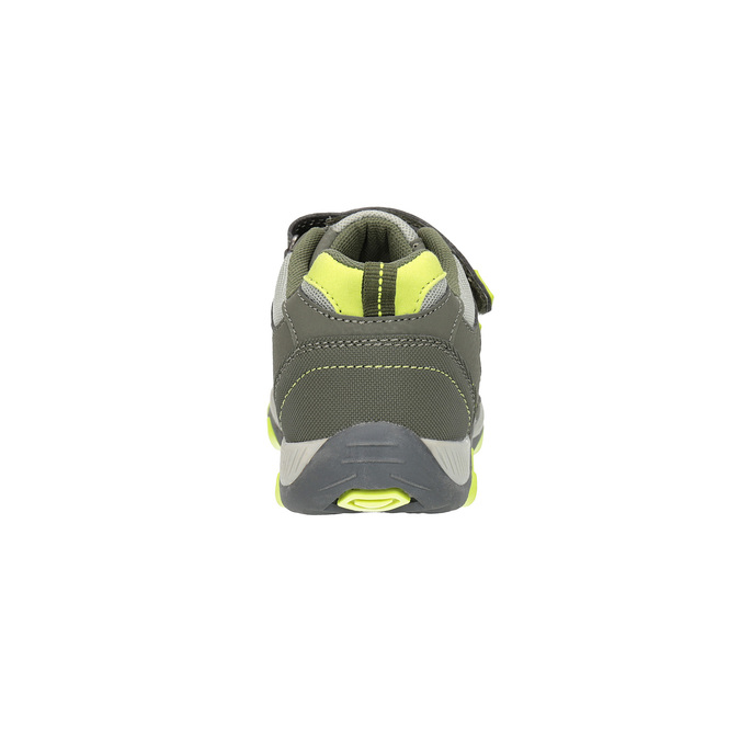 Children's sports sneakers mini-b, green, 411-7605 - 17