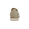 Casual leather shoes weinbrenner, beige , 846-8630 - 17