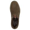 Men's slip-ons rockport, brown , 819-4115 - 19