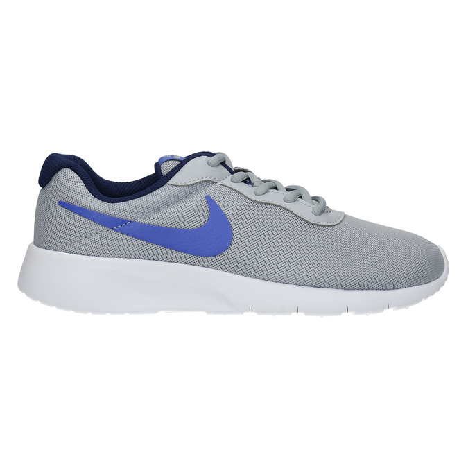 Children's grey sneakers nike, gray , 409-2558 - 15