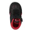 Children's sporty sneakers nike, black , 109-5149 - 19
