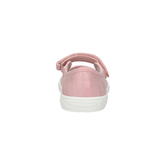 Girls' pink shoes mini-b, pink , 221-5604 - 17