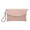 Pink clutch bata, pink , 961-5708 - 26
