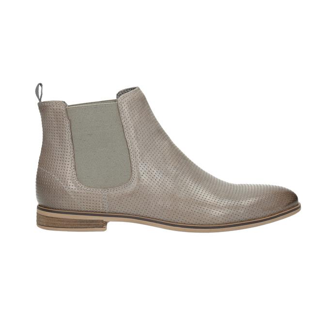 Ladies´ footwear in the Chelsea style bata, brown , 596-2644 - 15