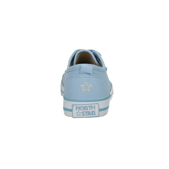 Ladies' blue sneakers north-star, blue , 589-9443 - 17