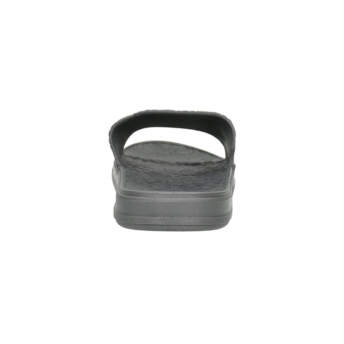 Men's grey slip-ons coqui, gray , 872-2619 - 17