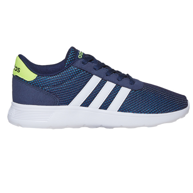 Kids' athletic sneakers adidas, blue , 409-9288 - 15