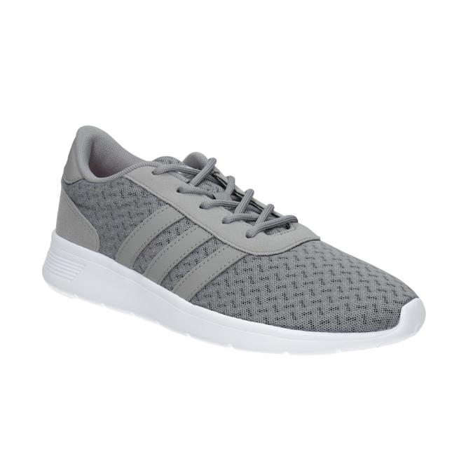 Ladies' grey sneakers adidas, gray , 509-2198 - 13