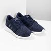 Ladies' blue sneakers adidas, blue , 509-9112 - 26