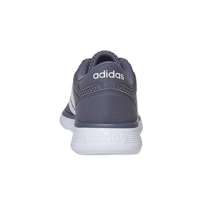 Men's grey sneakers adidas, gray , 809-2198 - 17