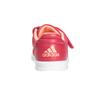 Children's Hook-and-Loop Sneakers adidas, pink , 101-5161 - 16