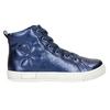 Children's blue ankle sneakers mini-b, blue , 321-9610 - 15