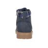 Children's blue winter boots weinbrenner-junior, blue , 411-9607 - 17