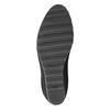 Ladies' Ballet Wedge Pumps gabor, black , 623-6027 - 17