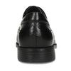 Men's Leather Derby Shoes, black , 824-6440 - 15