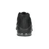 Men's Black Sneakers nike, black , 809-6184 - 16