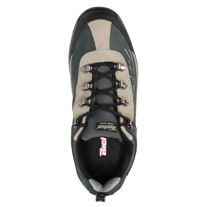 Men's Bickz 201 work shoes bata-industrials, beige , 846-6801 - 15