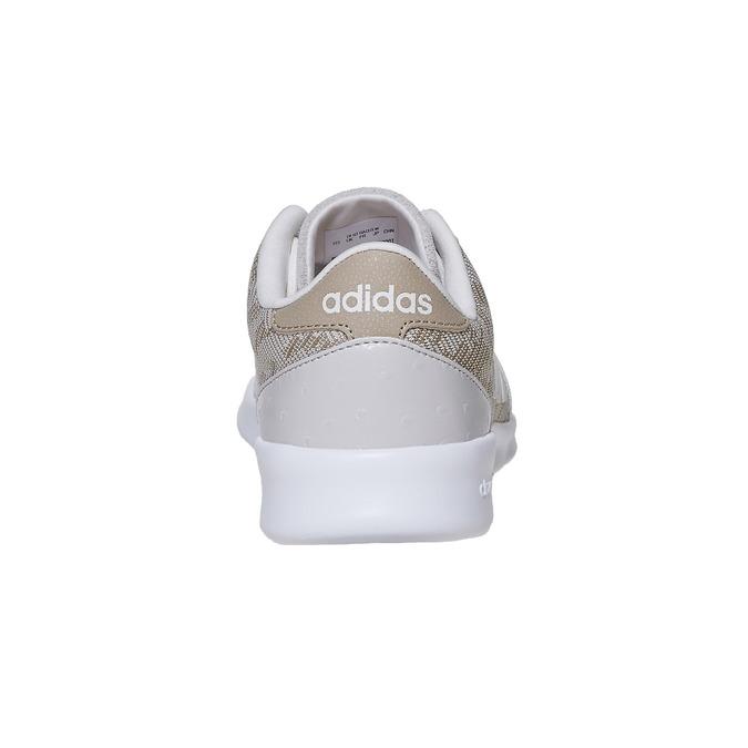 Ladies' patterned sneakers adidas, beige , 503-3111 - 17