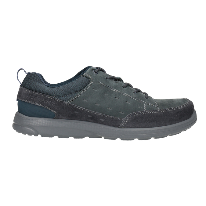 Casual Leather Sneakers rockport, blue , 826-9021 - 26