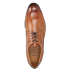 Men's brown Derby shoes bata, brown , 826-3915 - 26
