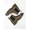 Ladies' leather Chelsea boots bata, brown , 596-7680 - 18