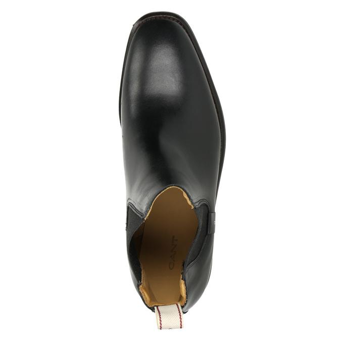 Ladies' Chelsea-Style Boots gant, black , 514-6077 - 26