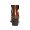 Ankle Boots with Sturdy Heel bata, brown , 694-4642 - 17