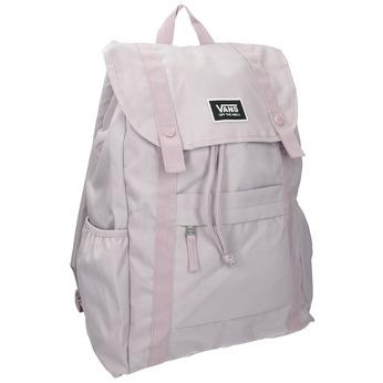 Ladies' Pink Backpack vans, red , 969-5080 - 13