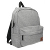 Grey Canvas Backpack vans, gray , 969-2093 - 13