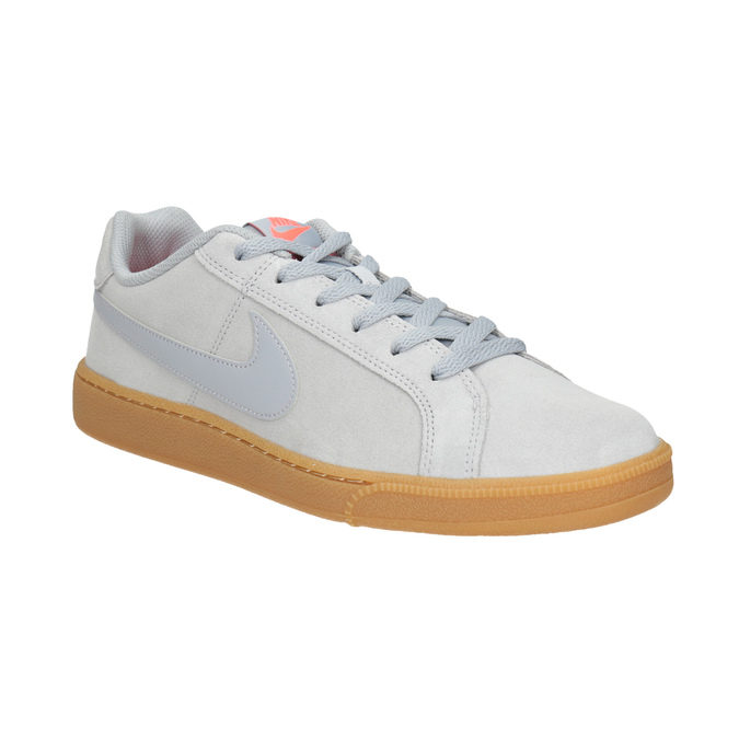 Casual Men's Sneakers nike, gray , 803-2302 - 13