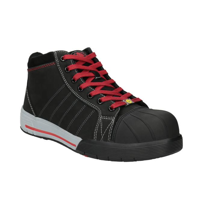 Men's Bickz 733 ESD work shoes bata-industrials, black , 846-6802 - 13
