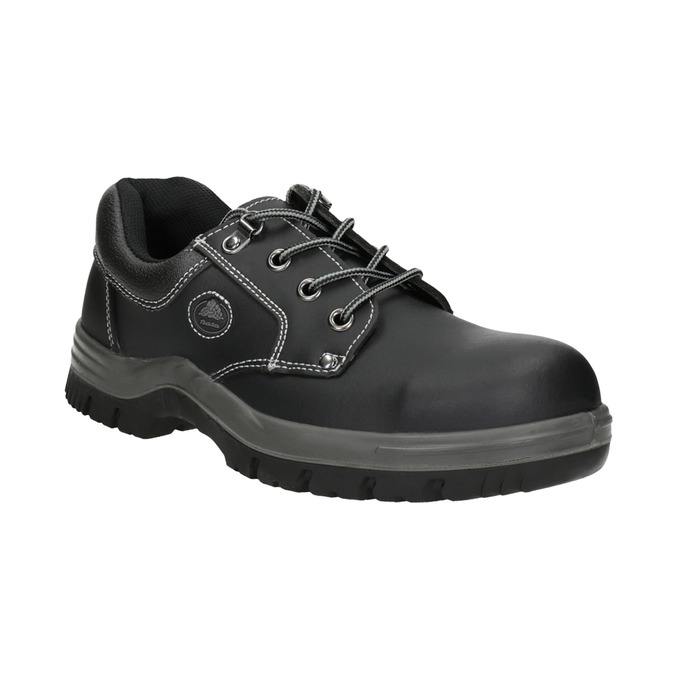 Men's Norfolk 2 S3 work shoes bata-industrials, black , 844-6646 - 13