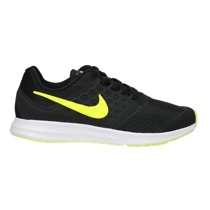 Children's Athletic Sneakers nike, black , 409-6145 - 26