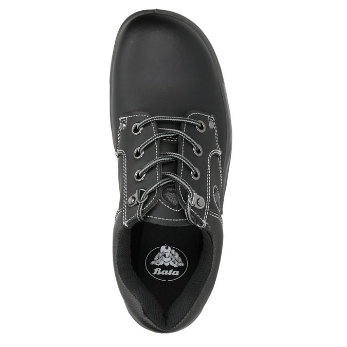 Men's Norfolk 2 S3 work shoes bata-industrials, black , 844-6646 - 15