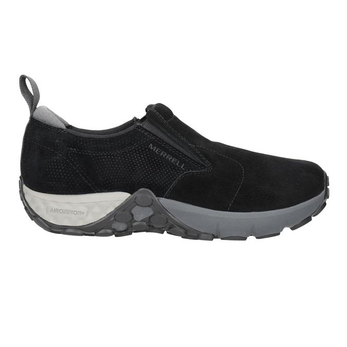 Men's Leather Slip-Ons merrell, black , 803-6580 - 26