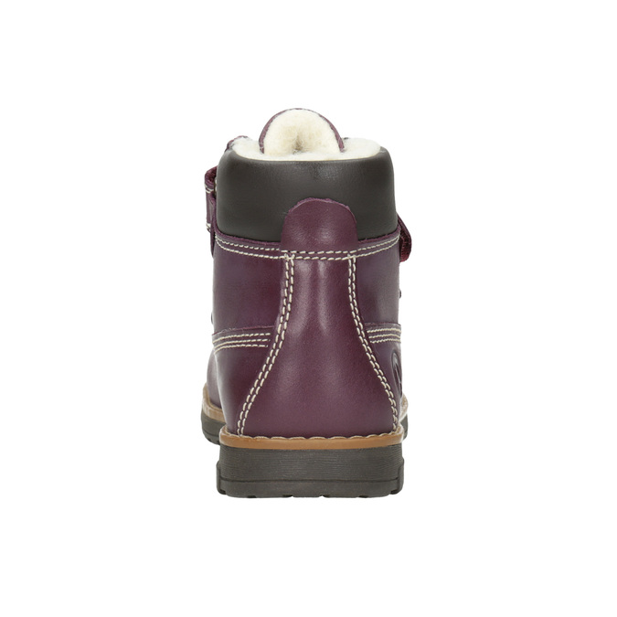 Children's insulated ankle boots primigi, violet , 324-9012 - 16