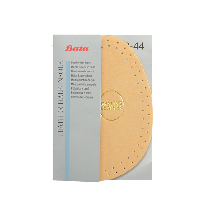 Half-insole from Leather bata, multicolor, 990-0107 - 13