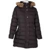 Ladies' Winter Jacket with Fur bata, brown , 979-4134 - 13