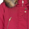 Ladies' Red Hooded Jacket bata, red , 979-5177 - 16