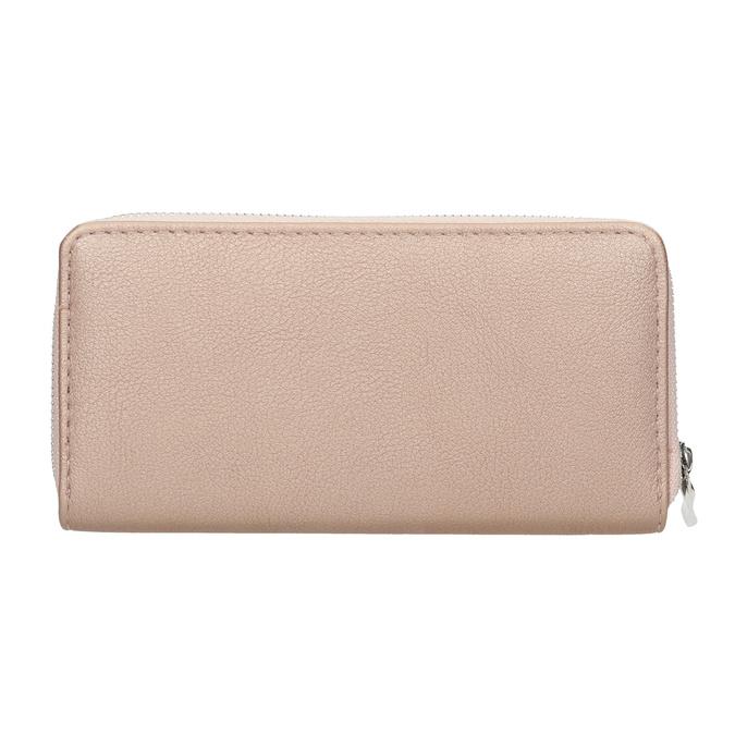 Ladies' Wallet, Pink bata, pink , 941-5155 - 16