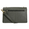 Ladies' leather clutch picard, green, 964-7097 - 16
