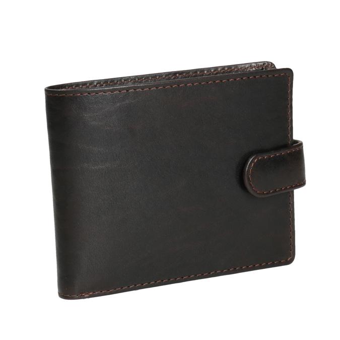 39b113693823e Men s leather wallet bata, brown , 944-4202 - 13
