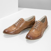 Ladies' leather shoes bata, brown , 526-3649 - 16